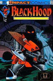 The Black Hood: Impact #1