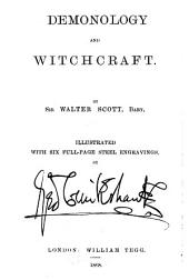 Demonology and witchcraft ... Illustrated ... by Geo. Cruikshank