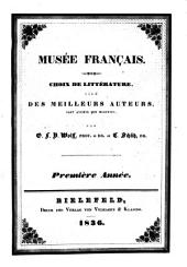 Musée français: Volume1