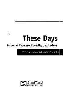 Sex These Days PDF