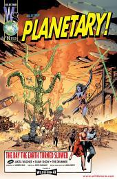 Planetary (1999-) #8