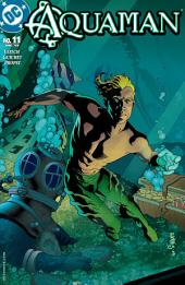 Aquaman (2002-) #11