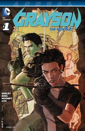 Grayson Annual (2015-) #1