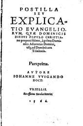 Postilla Evangeliorum