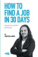 How to Find a Job in 30 Days