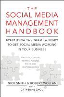 The Social Media Management Handbook PDF