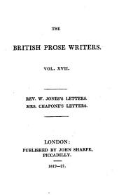 Rev. Wm. Jones's Letters to His Pupils: Letters on the Improvement of the Mind