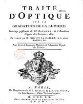 Traité d'optique sur la gradation de la lumière