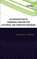 An Introduction to Numerical Analysis for Electrical and Computer Engineers PDF