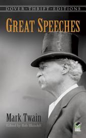 Great Speeches by Mark Twain
