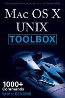 MAC OS X UNIX Toolbox PDF