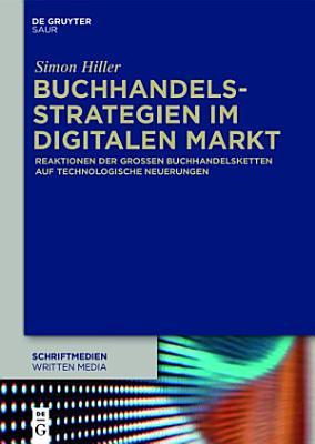 Buchhandelsstrategien Im Digitalen Markt