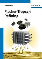 Fischer Tropsch Refining PDF