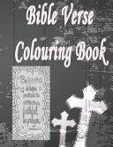 Bible Verse Colouring Book