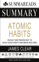 Summary of Atomic Habits