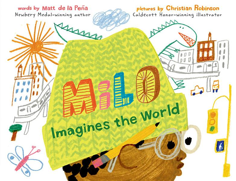 Download Milo Imagines the World Book