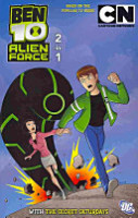 Cartoon Network  Ben 10 Alien Force Secret Saturdays PDF