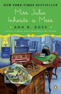 Miss Julia Inherits a Mess Book