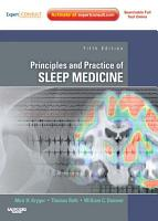 Principles and Practice of Sleep Medicine E Book PDF