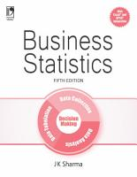 Business Statistics  5th Edition PDF