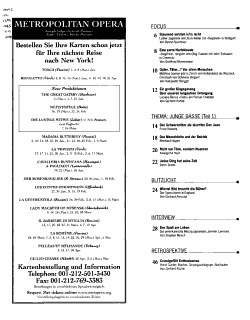 Opernwelt PDF