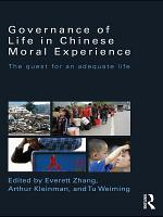 Governance of Life in Chinese Moral Experience PDF