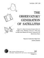 The Observatory Generation of Satellites PDF