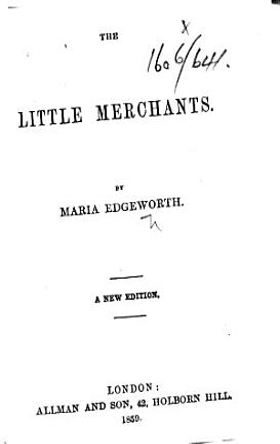 The Little Merchants     A New Edition PDF