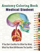Anatomy Coloring Book Medical Student