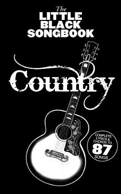 The Little Black Songbook  Country