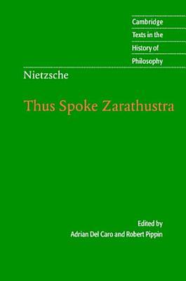 Nietzsche  Thus Spoke Zarathustra