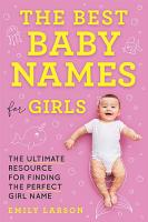 The Best Baby Names for Girls PDF
