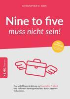 Nine to five muss nicht sein  PDF