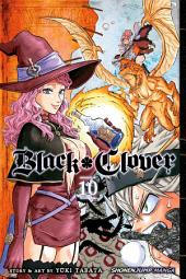 Black Clover, Vol. 10: Battlefield Decision