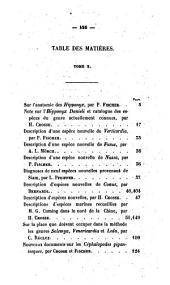 Journal de conchyliologie: comprenant l'étude des animaux, des coquilles vivantes et des coquilles fossiles