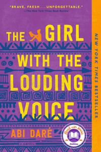 The Girl with the Louding Voice Book