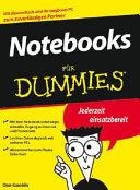 Notebooks f  r Dummies PDF