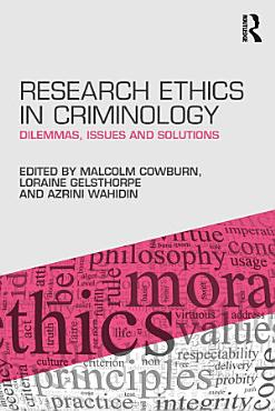 Research Ethics in Criminology PDF