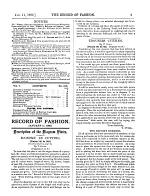 The Weekly record of fashion, and tailor and cutter's guide, ed. by T.D. Humphreys [afterw.] The 'London tailor and record of fashion' [afterw.] The London tailor [afterw.] The London tailor and gentleman's magazine of fashion