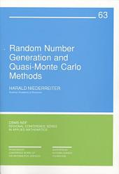 Random Number Generation and Quasi-Monte Carlo Methods