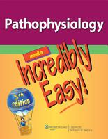 Pathophysiology Made Incredibly Easy  PDF