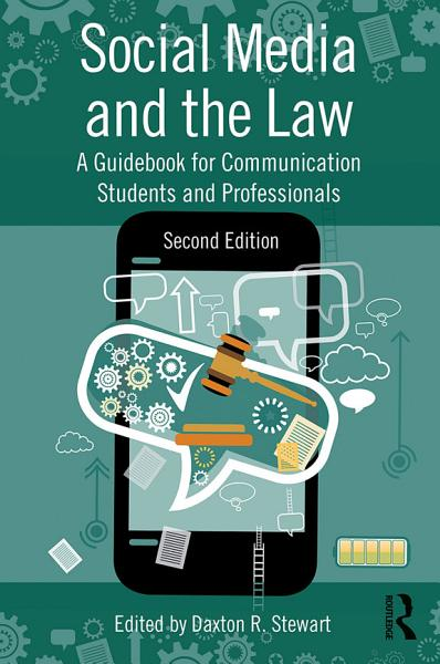 Download Social Media and the Law Book