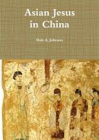 Asian Jesus in China PDF