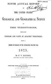Annual Report: 1st-12th, 1867-1878, Volume 9