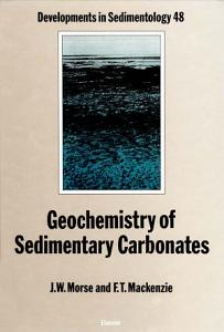 Geochemistry of Sedimentary Carbonates PDF