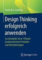 Design Thinking erfolgreich anwenden PDF