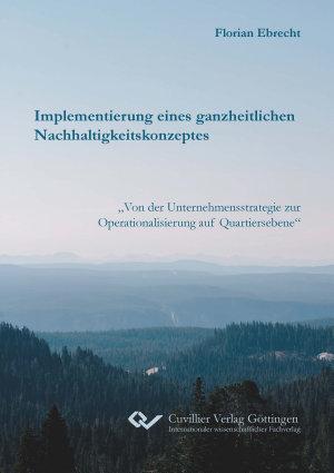 Implementierung eines ganzheitlichen Nachhaltigkeitskonzeptes PDF