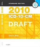 ICD-10-CM, Standard Edition DRAFT - E-Book