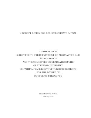 Aircraft Design for Reduced Climate Impact PDF