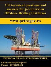 100 questions and answers for job interview Offshore Drilling Platforms PDF